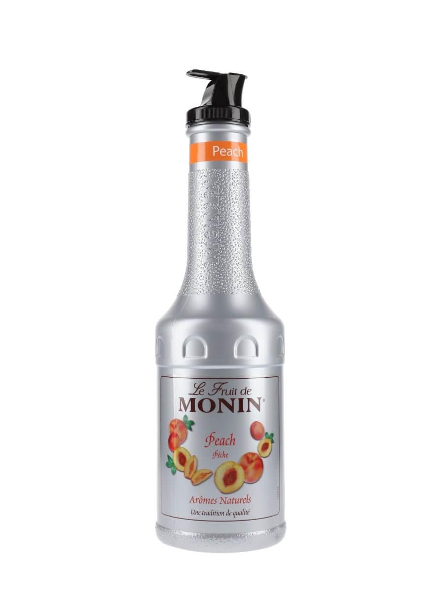 Monin Peach Puree / Litre