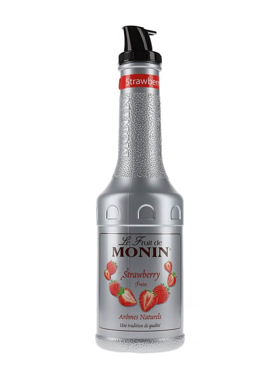 Monin Strawberry Puree / Litre