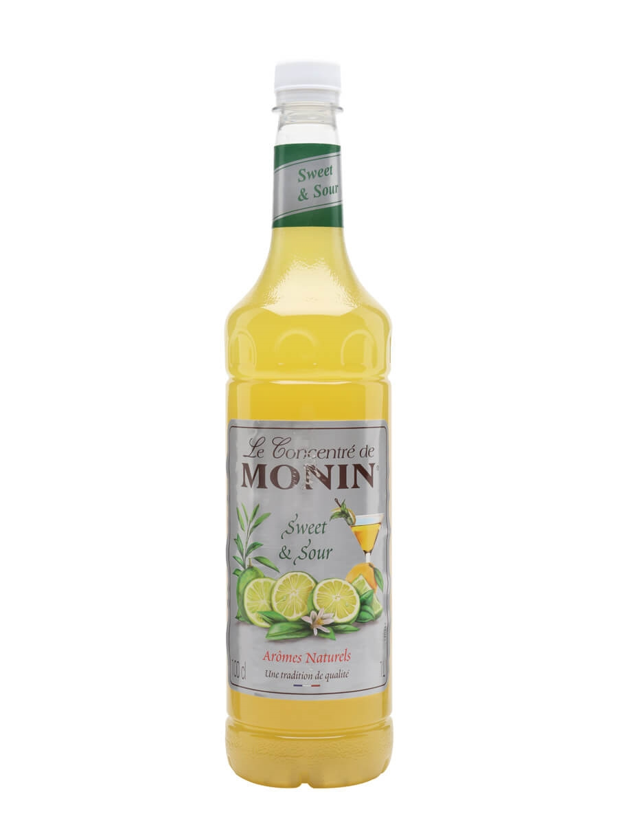 Monin Sweet and Sour Concentrate / Litre