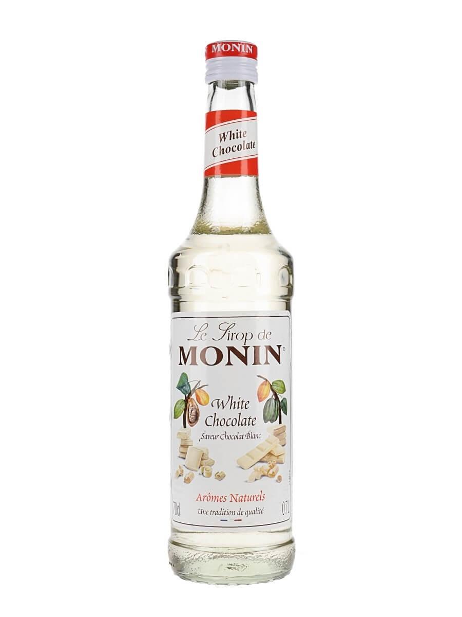 Monin White Chocolate Syrup