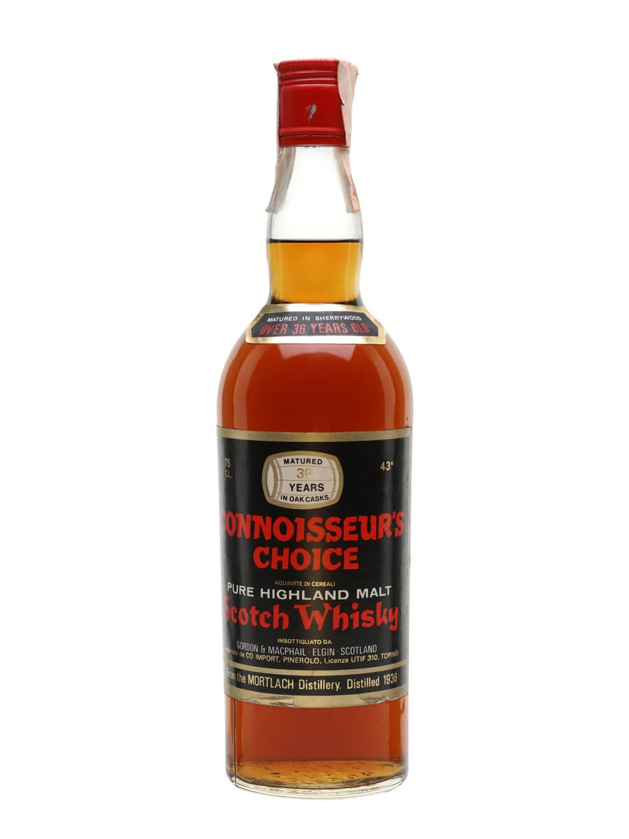 Mortlach 1936 / 36 Year Old / Connoisseurs Choice