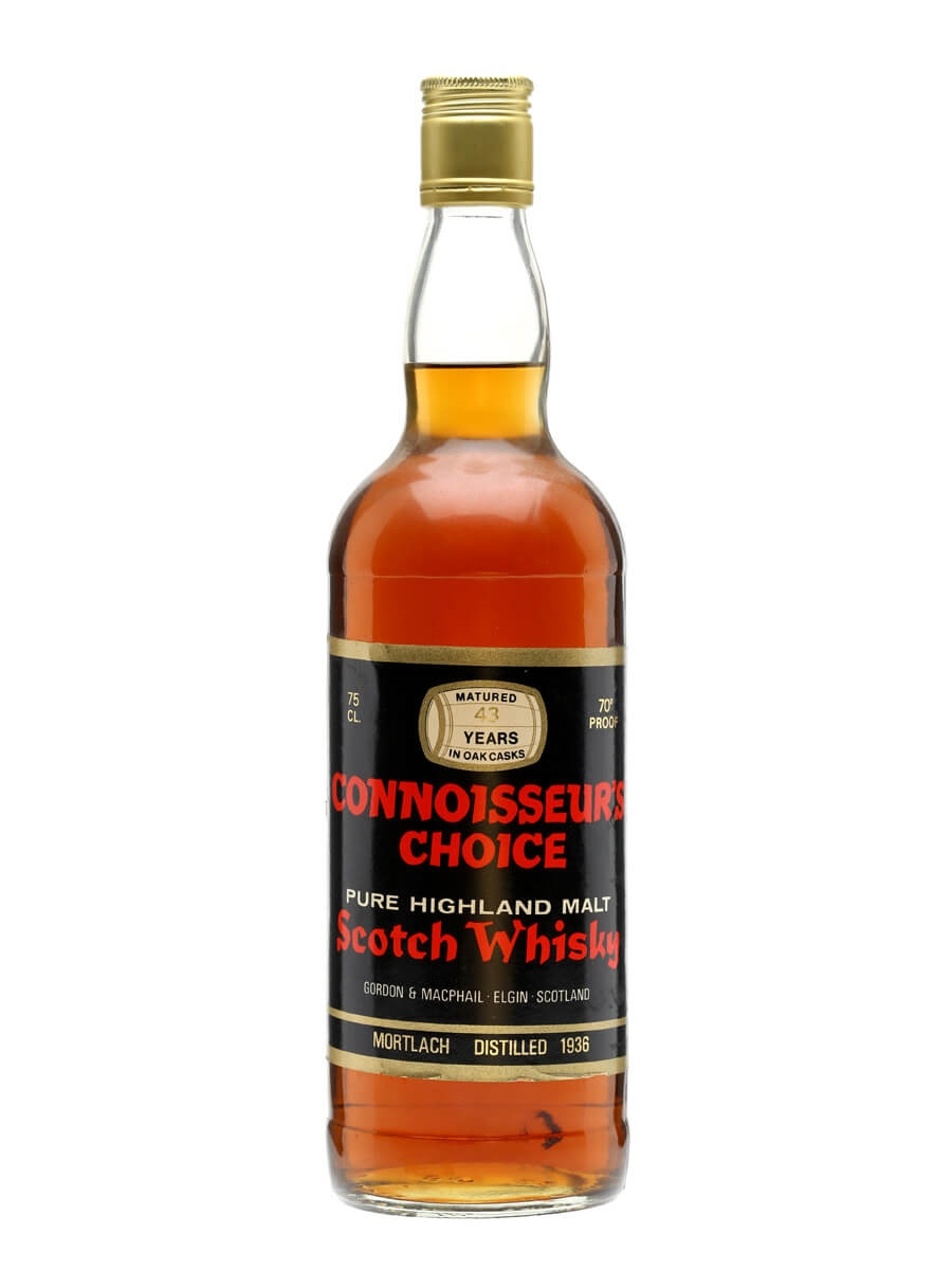 Mortlach 1936 / 43 Year Old / Connoisseurs Choice