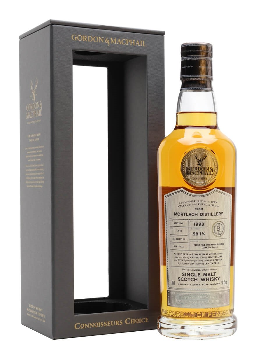 Mortlach 1998 / 22 Year Old / Connoisseurs Choice