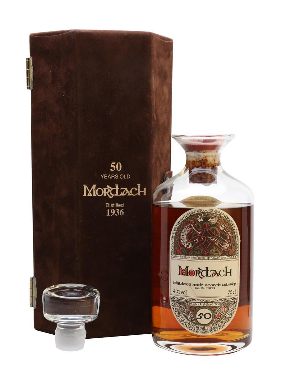 Mortlach 1936 / 50 Year Old / Gordon & Macphail