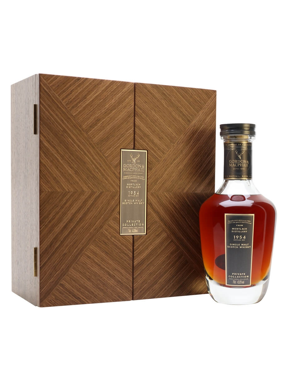 Mortlach 1954 / 65 Year Old / Private Collection