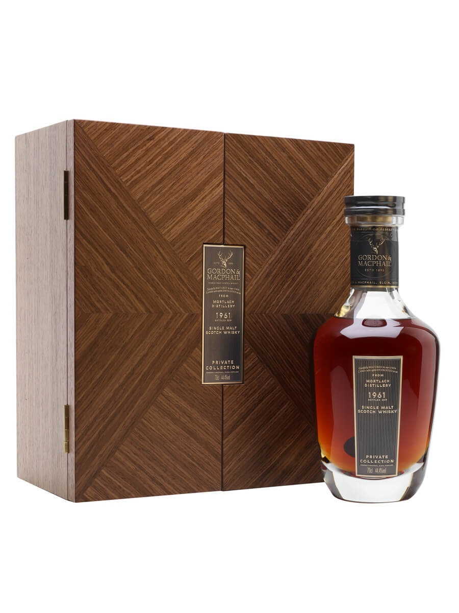 Mortlach 1961 / 58 Year Old / Private Collection