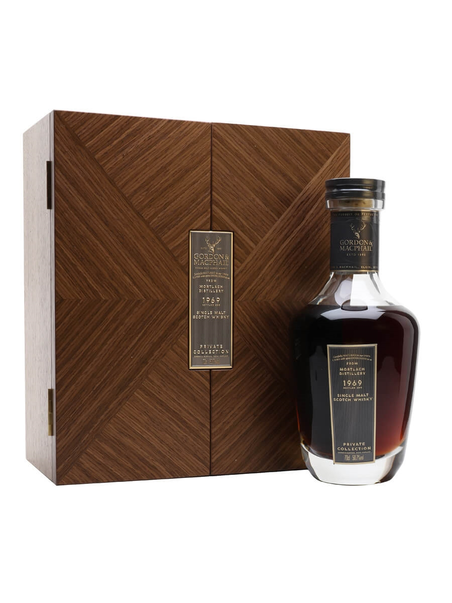 Mortlach 1969 / 50 Year Old / Private Collection / Sherry Cask / G&M