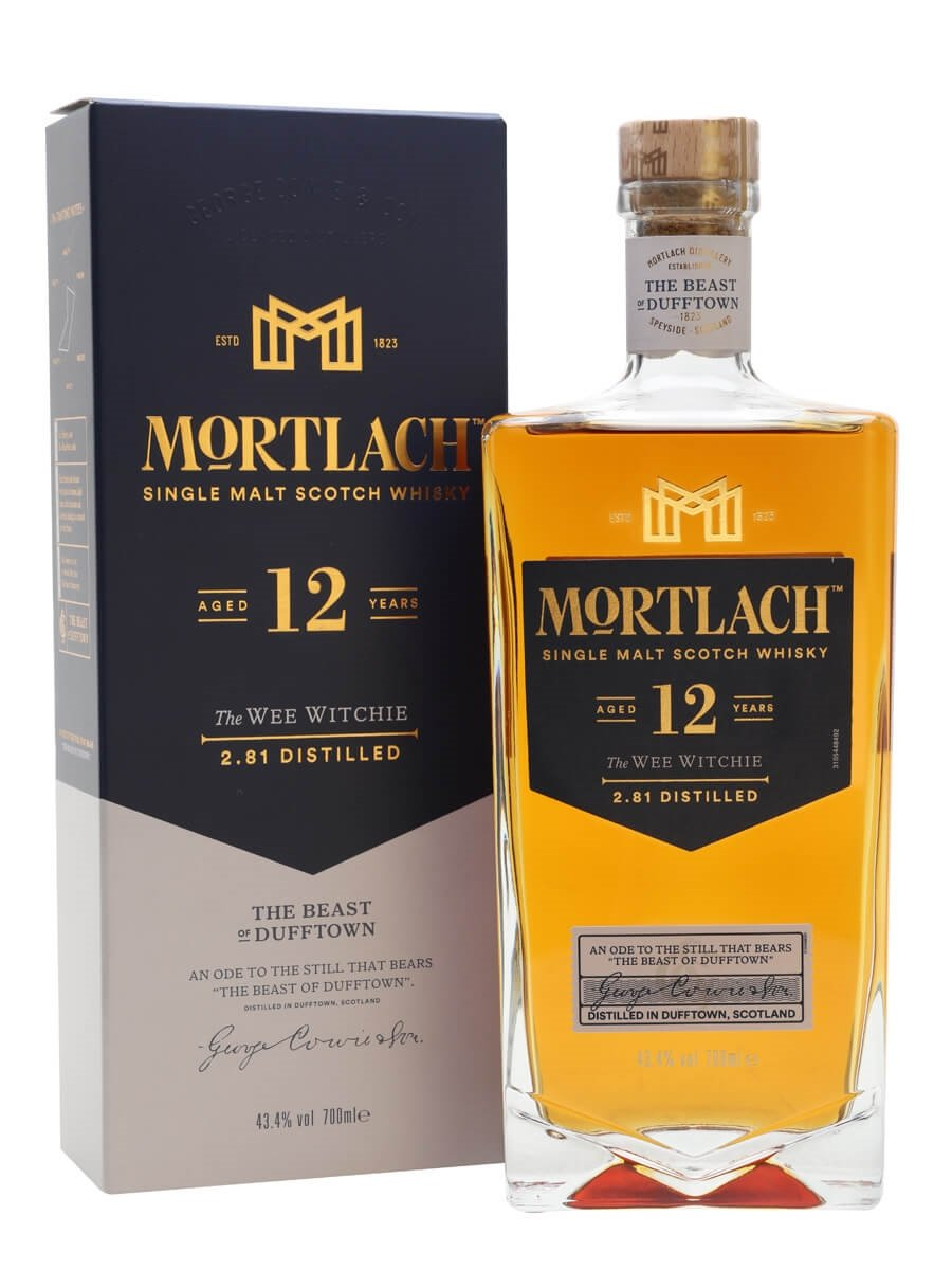 Mortlach 12 Year Old / The Wee Witchie