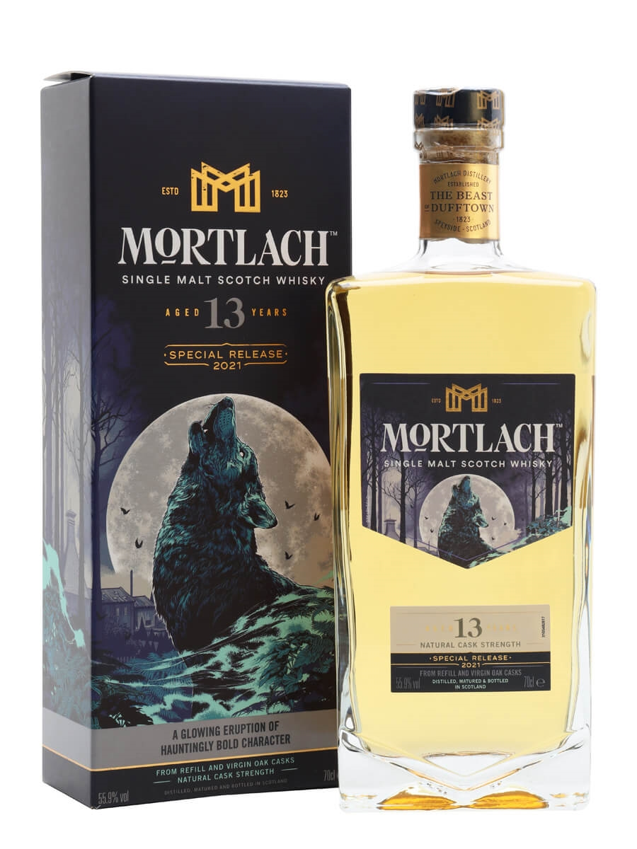 Mortlach 2007 / 13 Year Old / Special Releases 2021