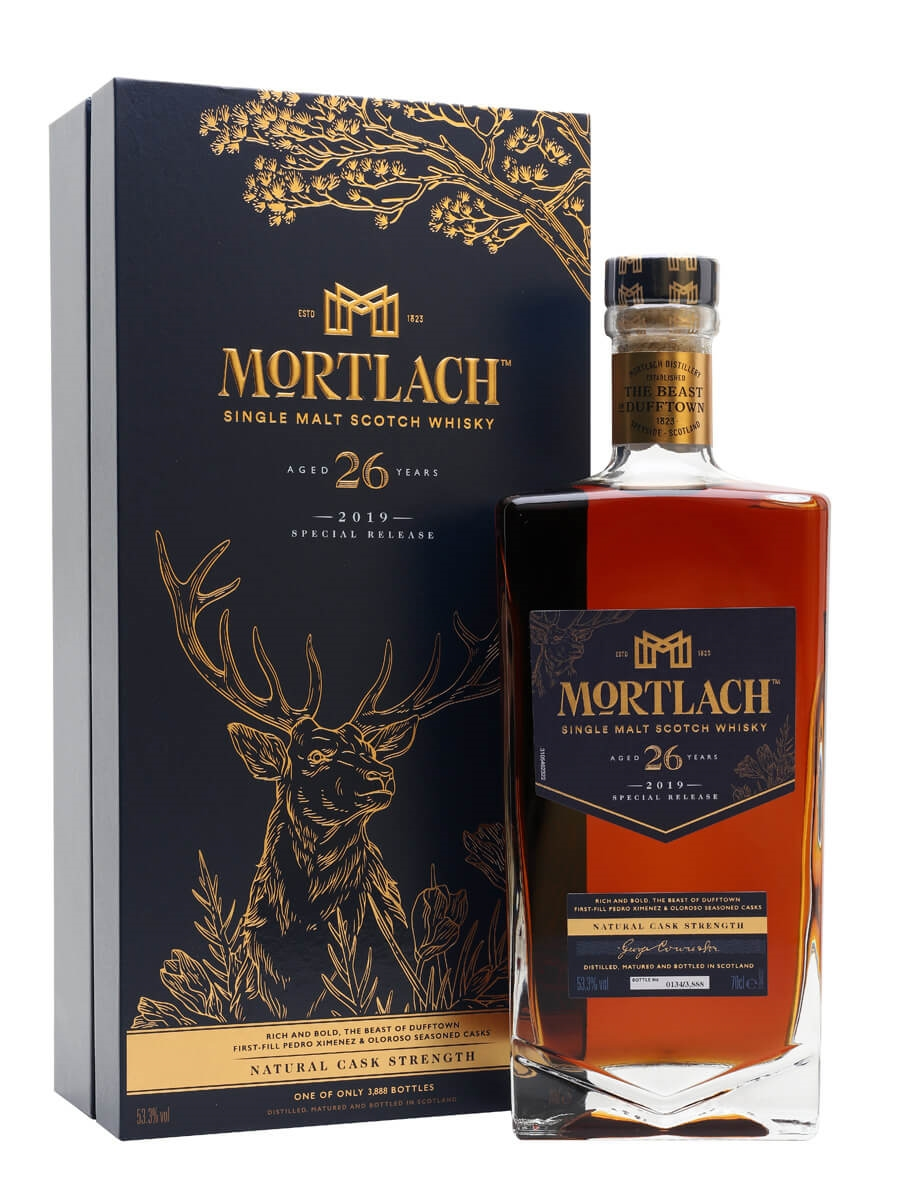 Mortlach 1992 / 26 Year Old / Special Releases 2019