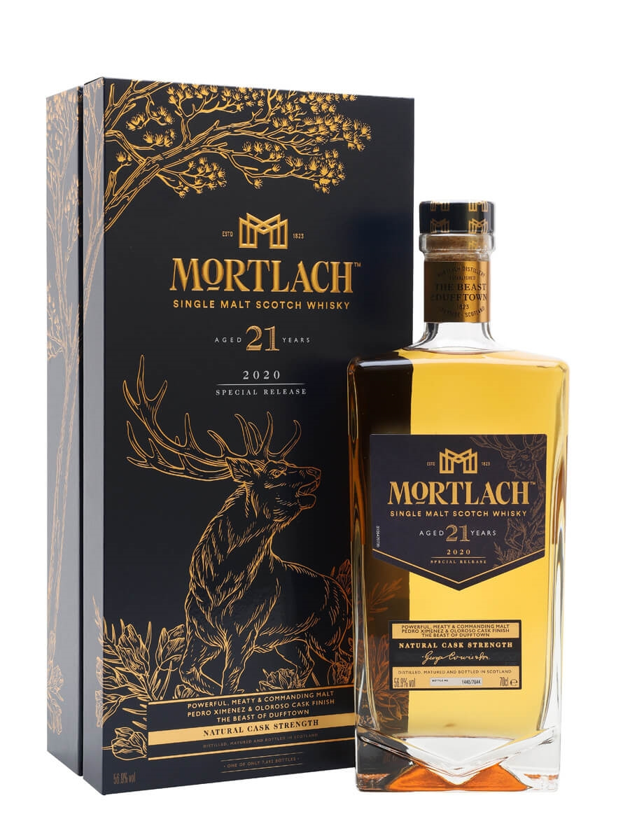 Mortlach 1999 / 21 Year Old / Sherry Finish / Special Releases 2020