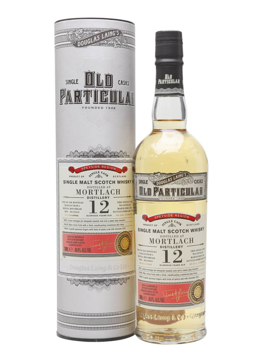 Mortlach 2005 / 12 Year Old / Old Particular