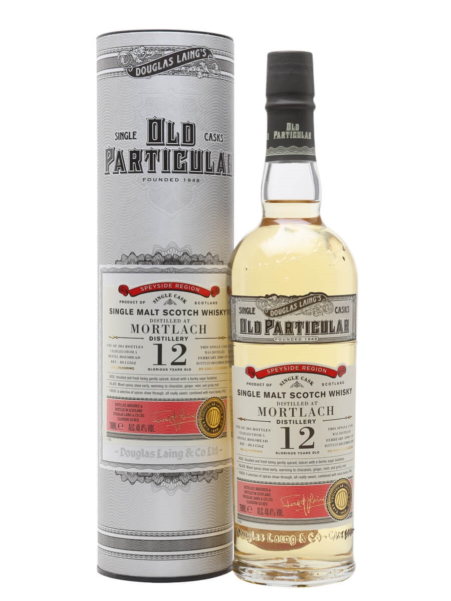 Mortlach 2008 / 12 Year Old / Old Particular