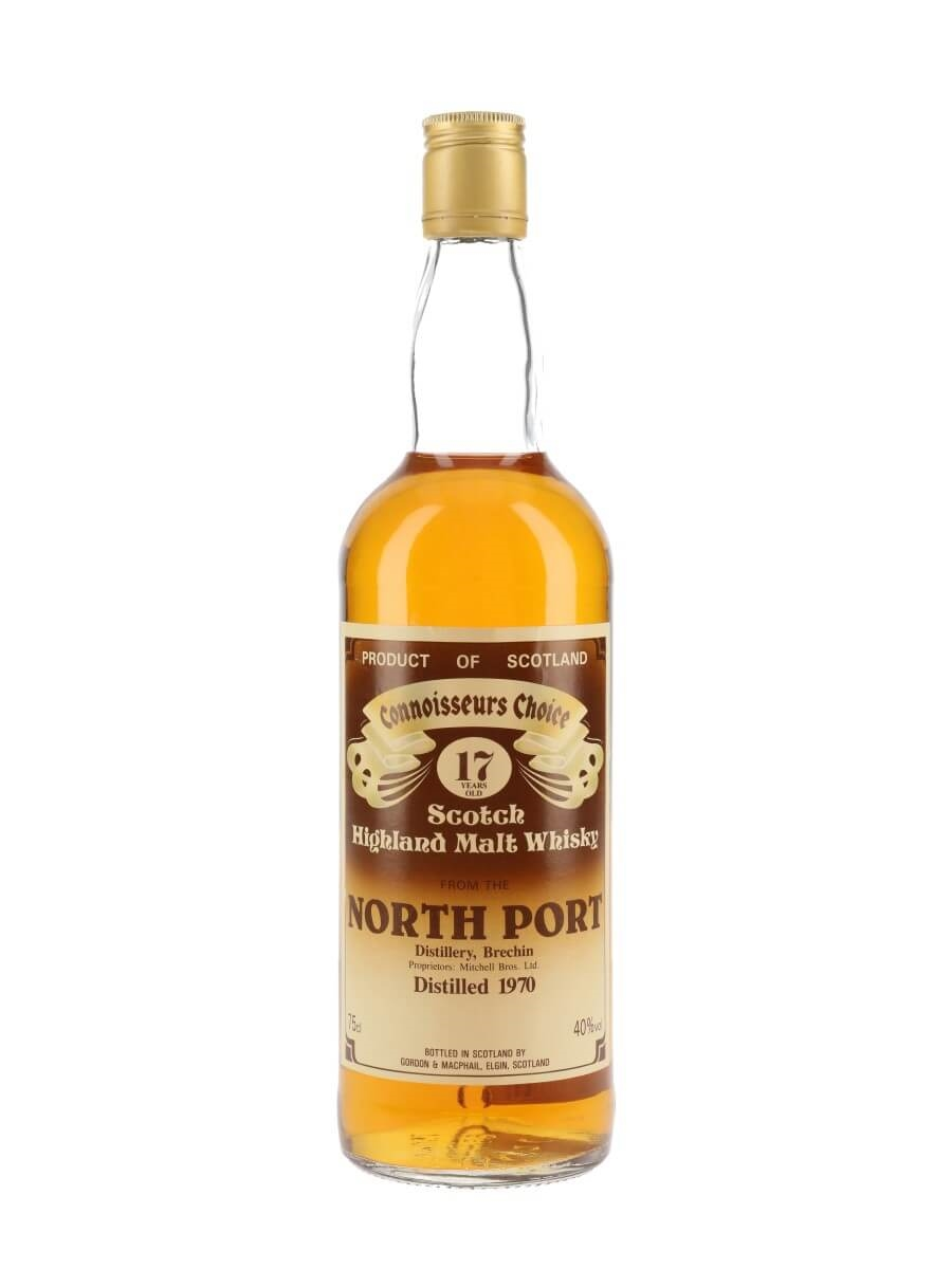 North Port 1970 / 17 Year Old / Connoisseurs Choice