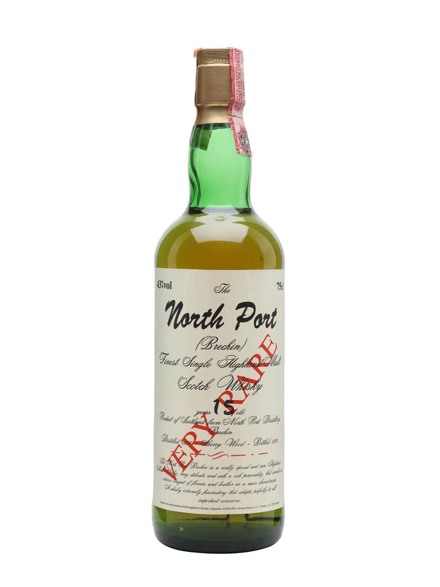 North Port Brechin 1974 / 15 Year Old / Sestante