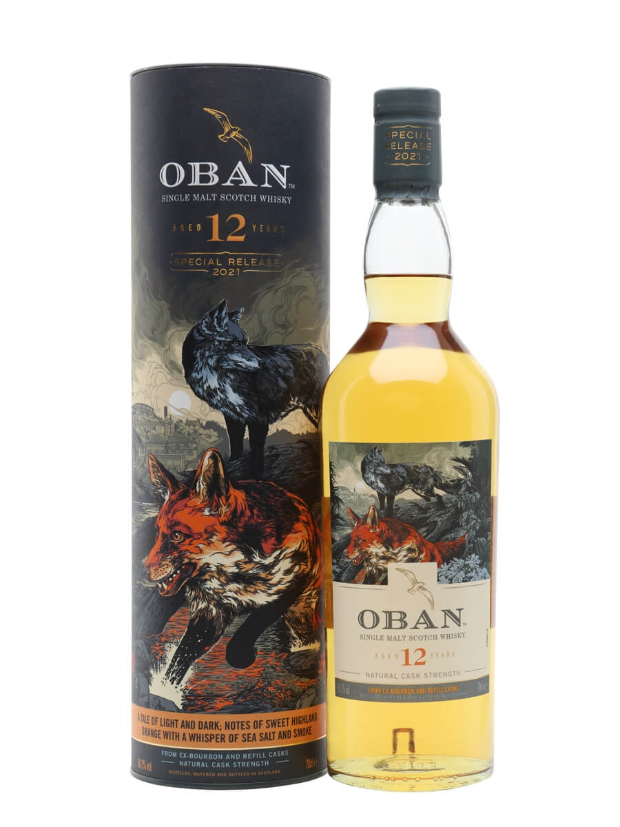 Oban 2008 / 12 Year Old / Special Releases 2021