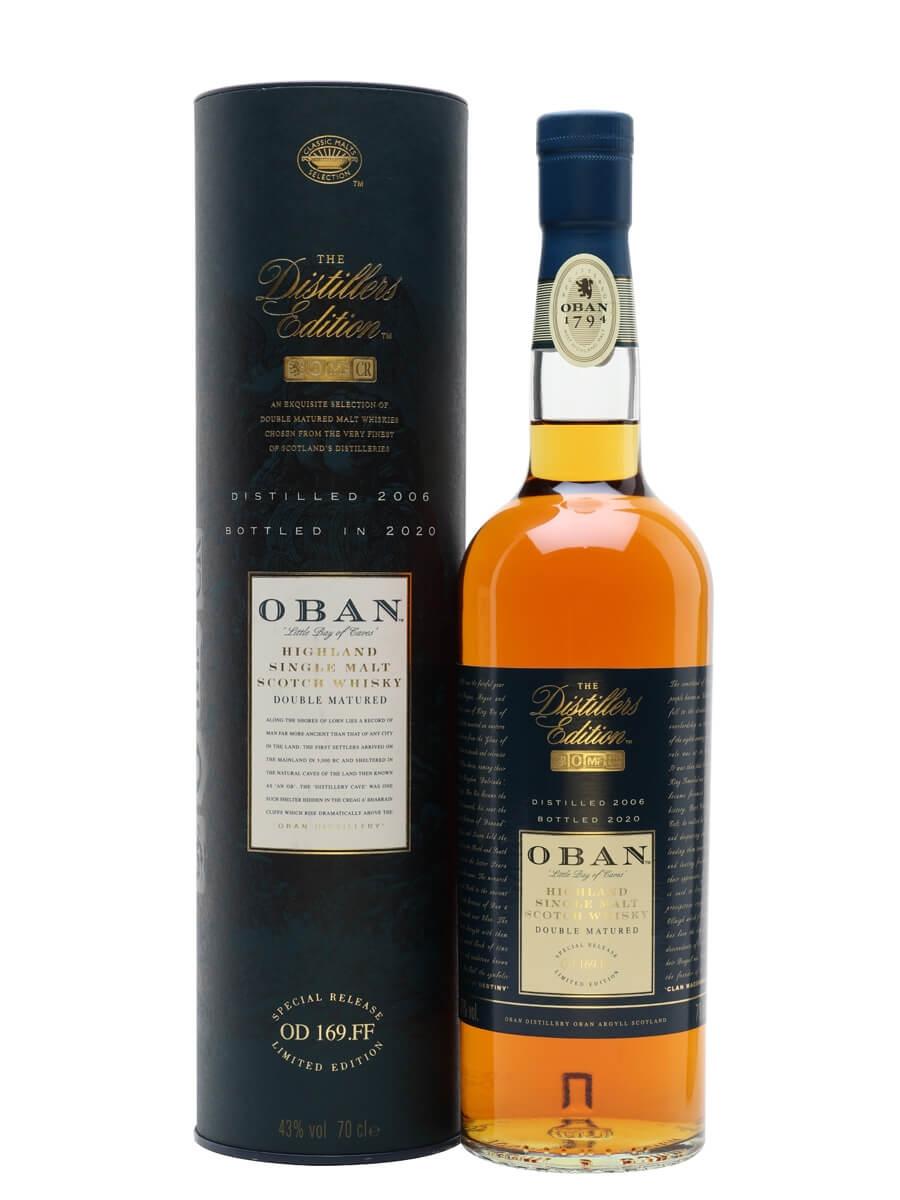 Oban 2006 Distillers Edition / Bot.2020