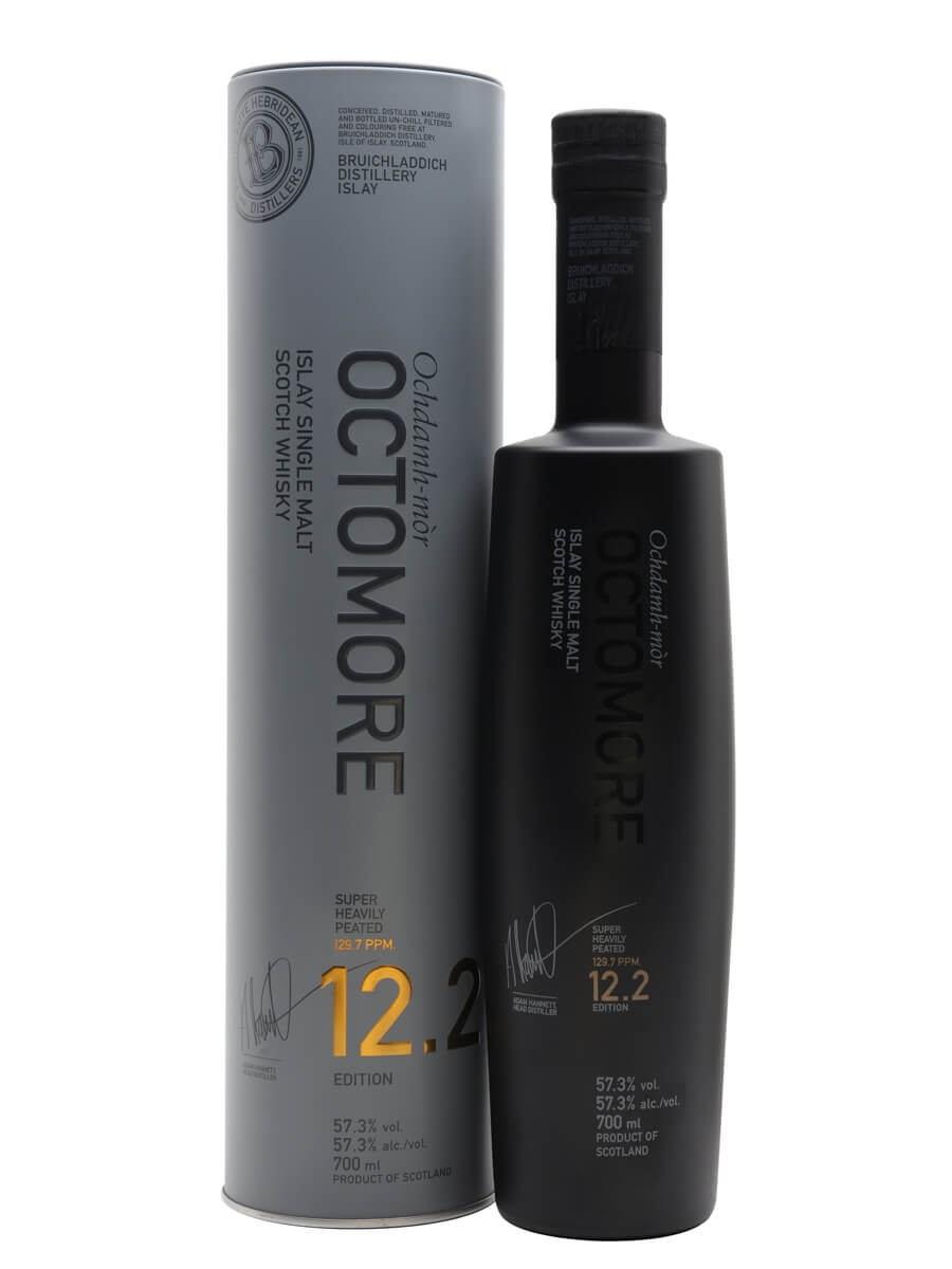 Octomore Edition 12.2 / 5 Year Old / The Impossible Equation
