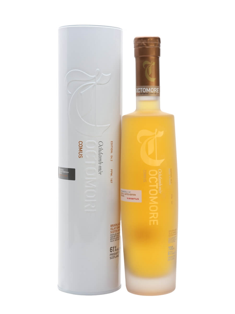 Octomore 5 Year Old / Edition 4.2 / Comus
