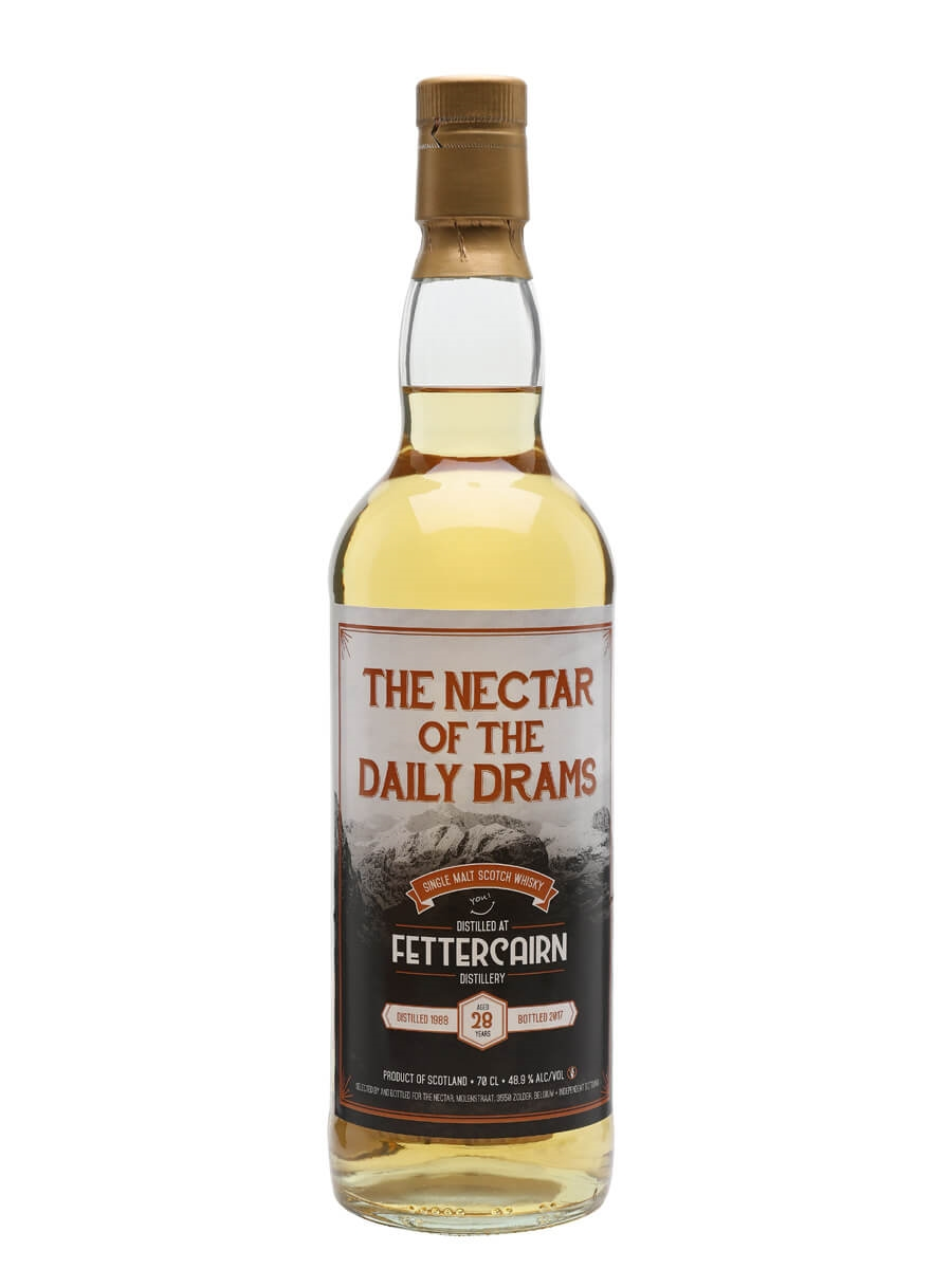 Fettercairn 1988 / 28 Year Old / Daily Dram