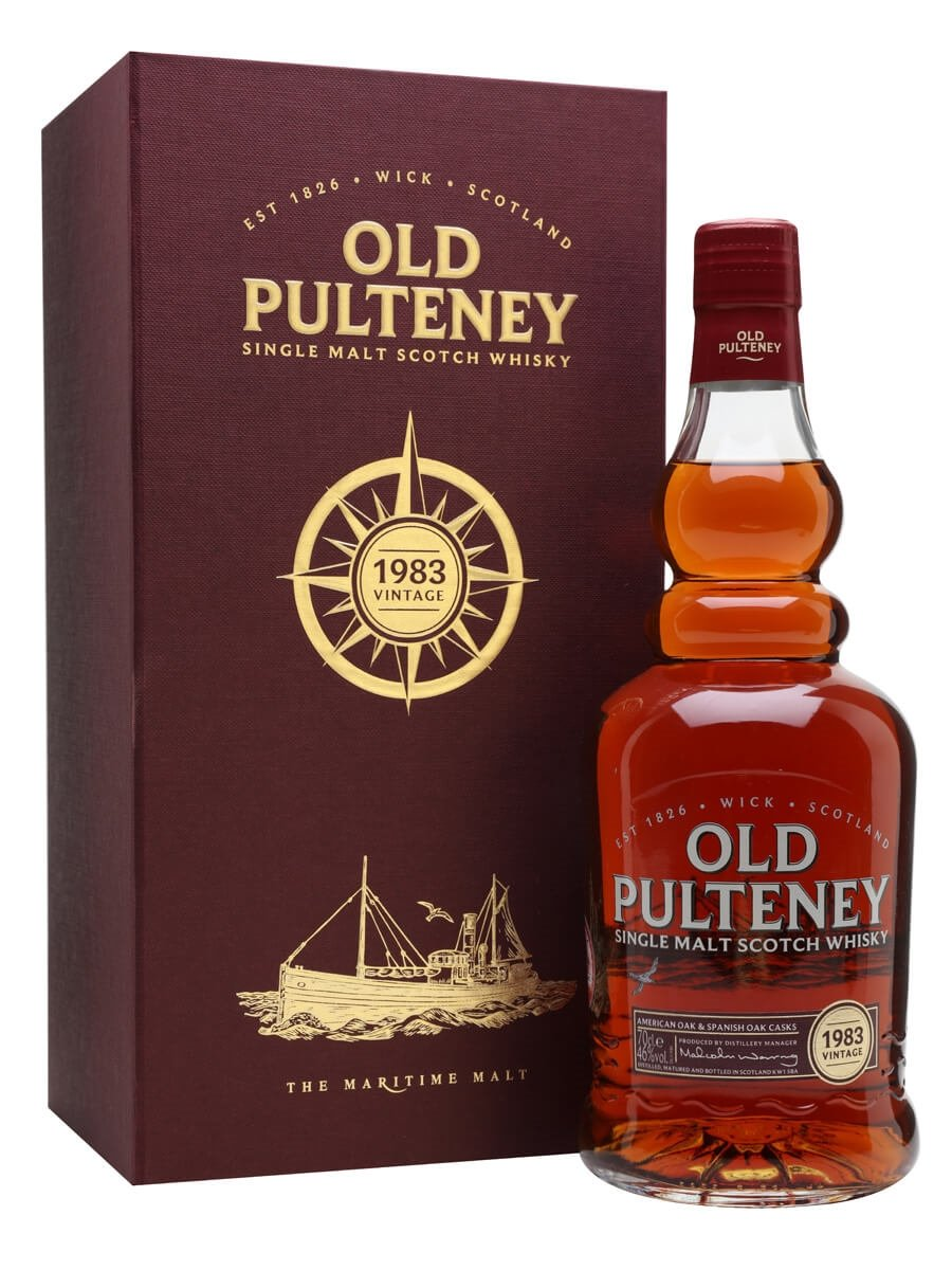 Old Pulteney 1983 / 33 Year Old / Sherry Cask