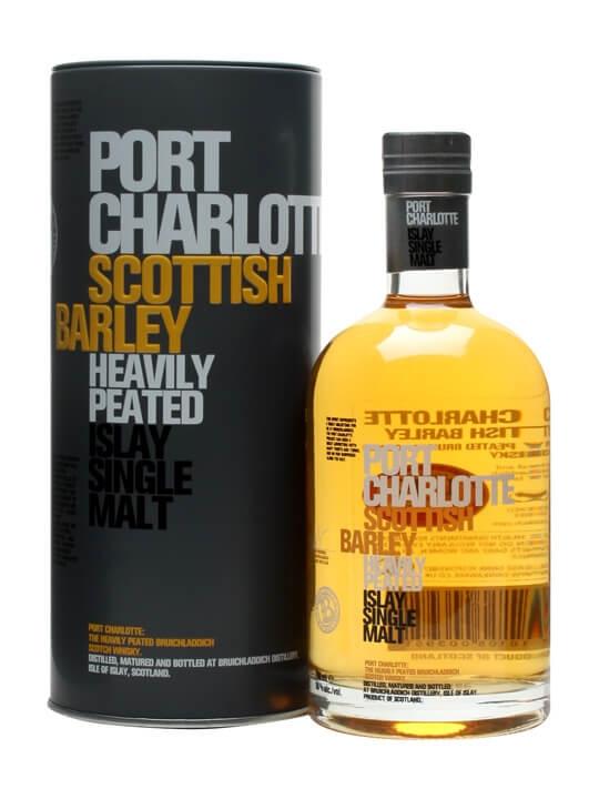 Port charlotte scottish barley scotch whisky the whisky exchange - Bruichladdich port charlotte ...