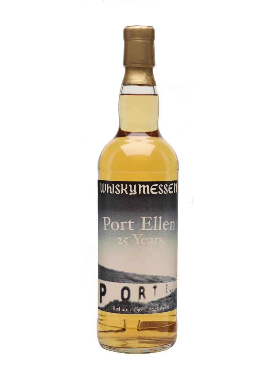 Port Ellen 25 Year Old / Whiskymessen.dk