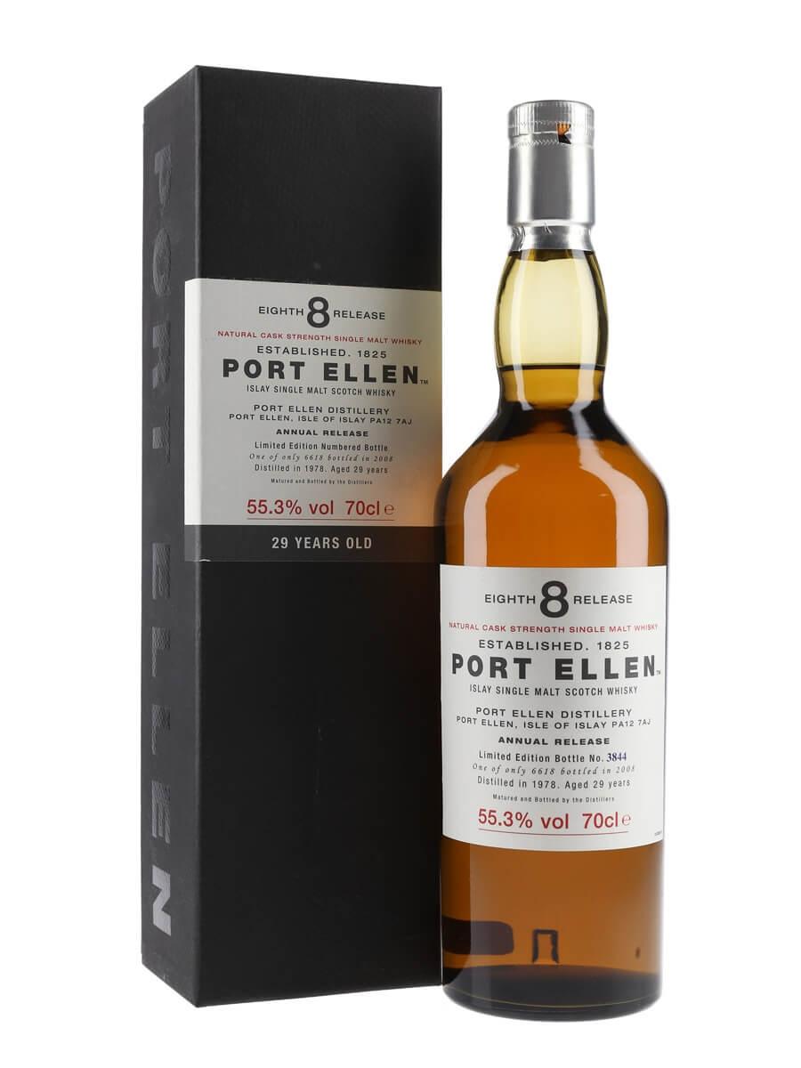 Port Ellen 1978 / 29 Year Old / 8th Release (2008)