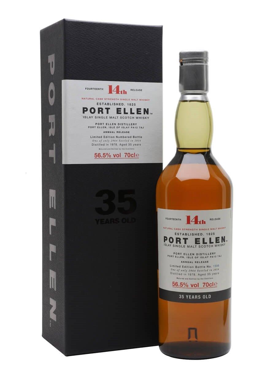 Port Ellen 1978 / 35 Year Old / 14th Release (2014)