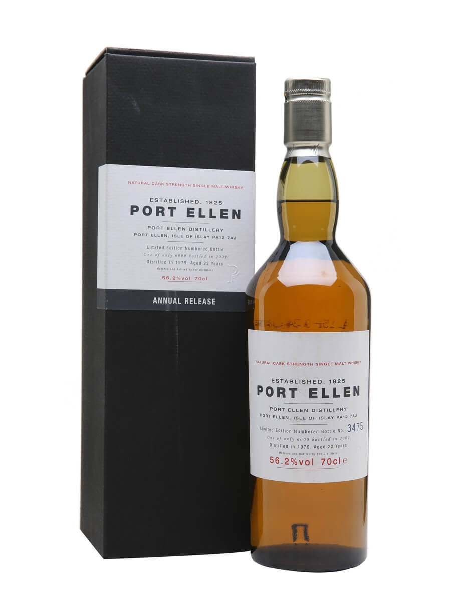 Port Ellen 1979 / 22 Year Old / 1st Release (2001)