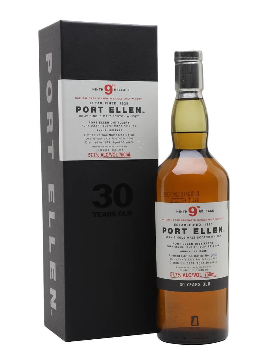Port Ellen 1979 / 30 Year Old / 9th Release (2009)
