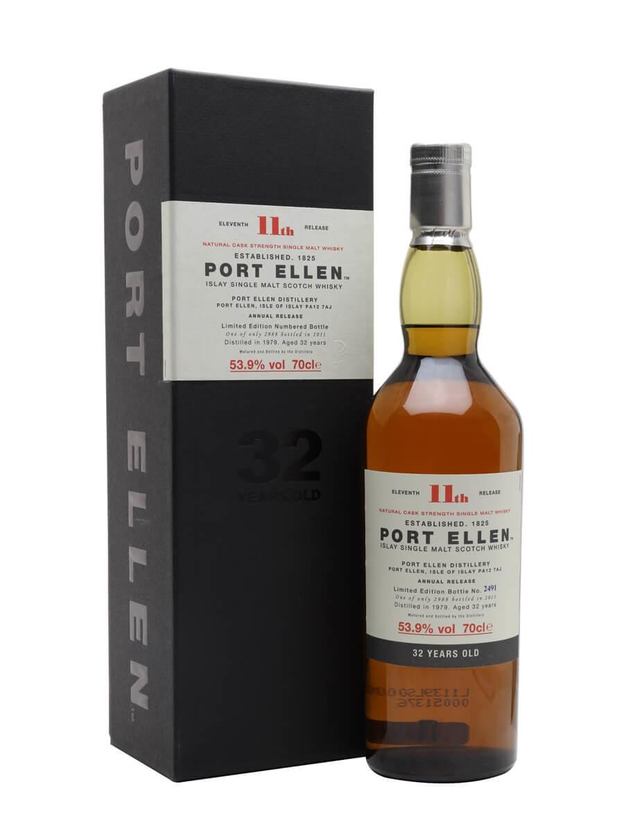 Port Ellen 1979 / 32 Year Old / 11th Release