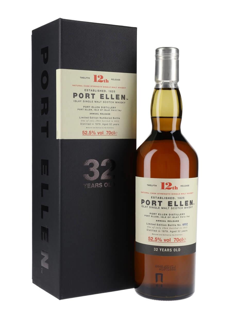 Port Ellen 1979 / 32 Year Old / 12th Release (2012)
