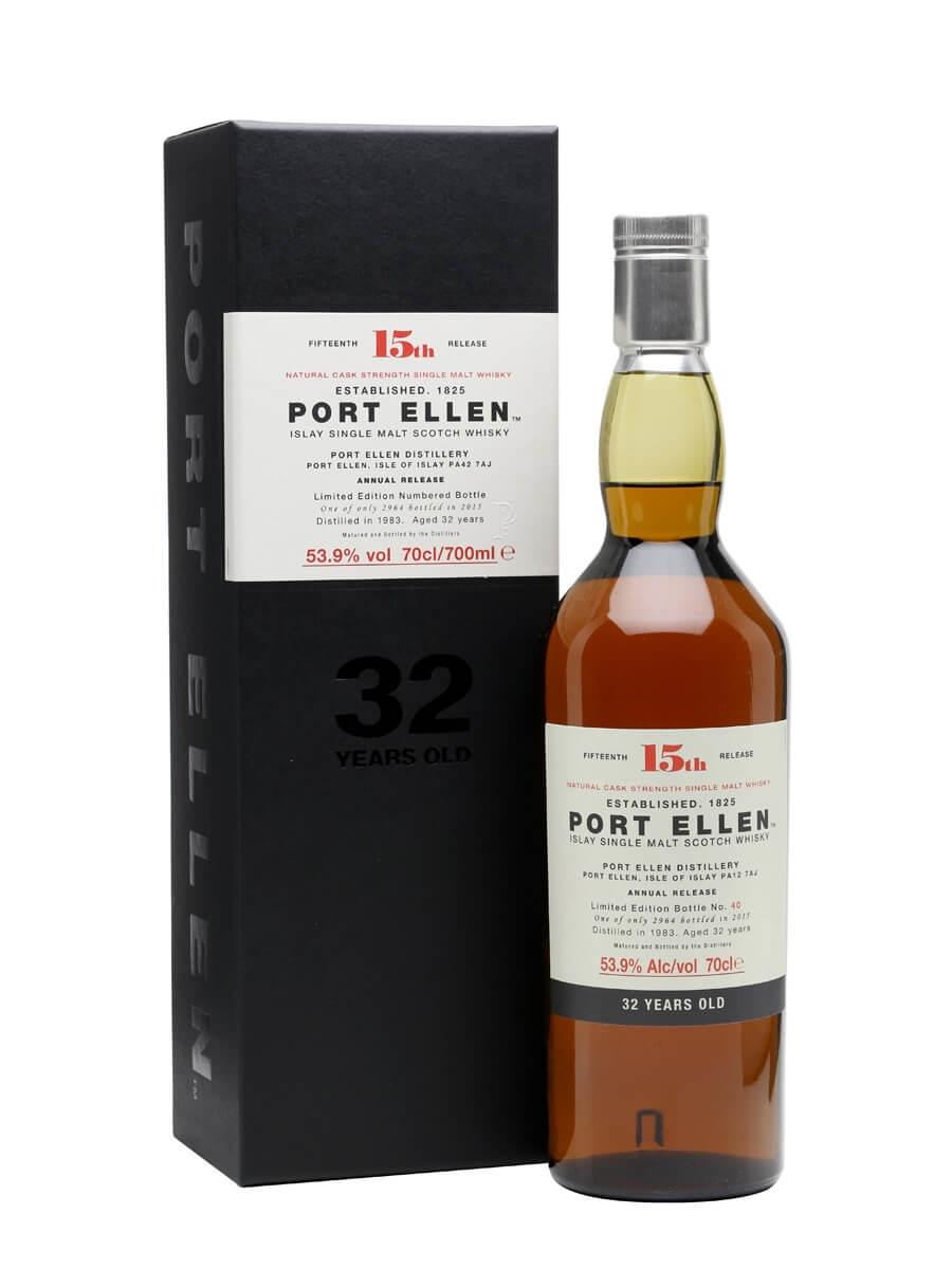 Port Ellen 1983 / 32 Year Old / 15th Release (2015)