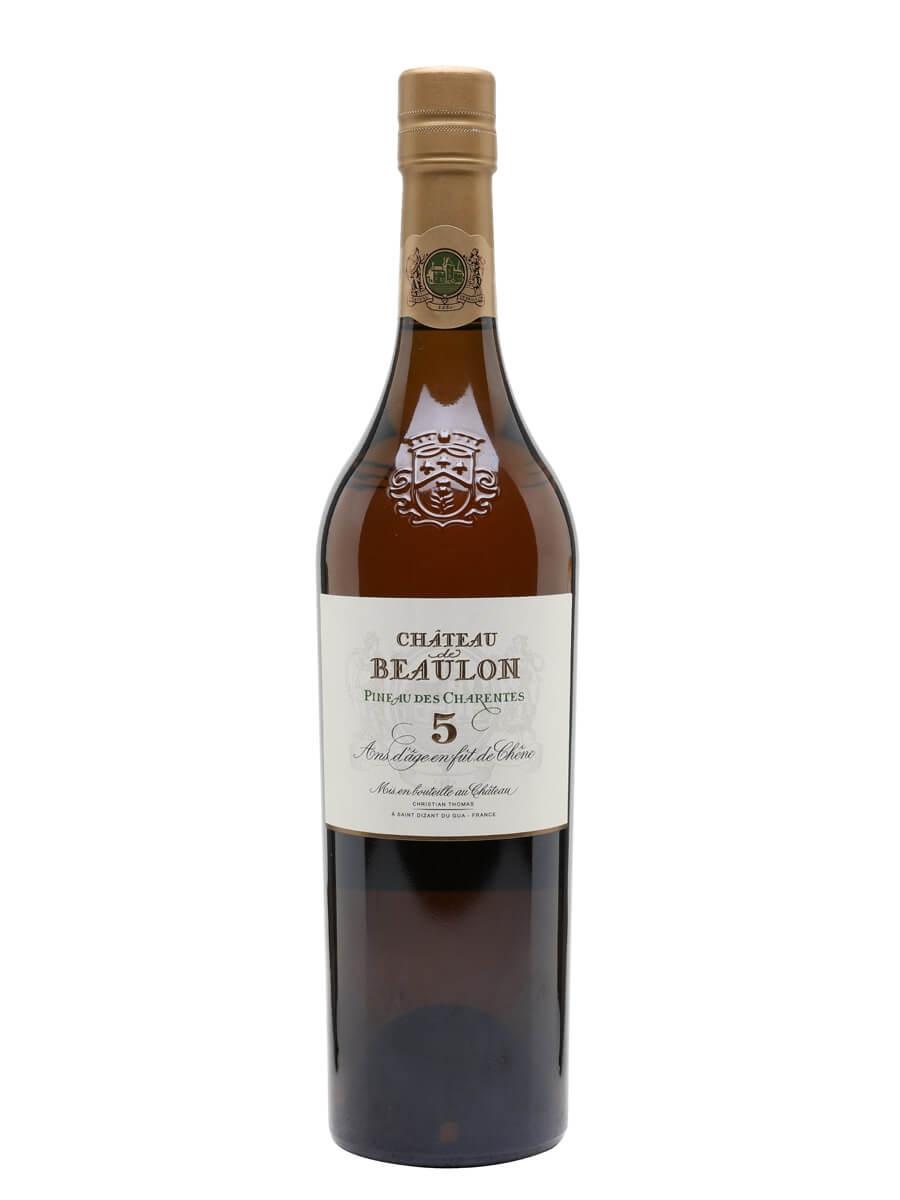 Beaulon Pineau des Charentes Blanc / 5 Year Old