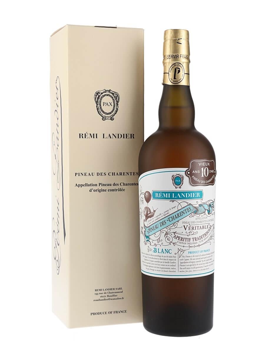 Remi Landier 10 Year Old / Vieux Pineau Blanc