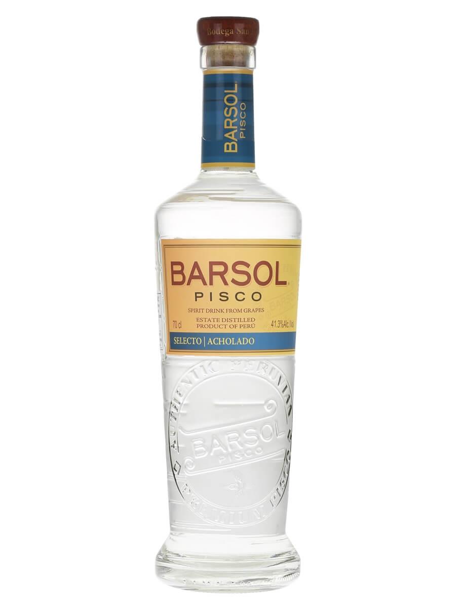 Barsol Selecto Acholado Pisco