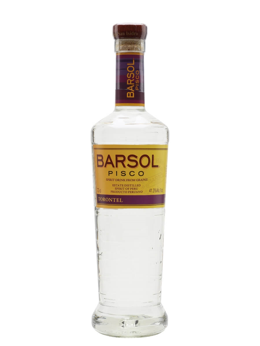 Barsol Torontel Pisco