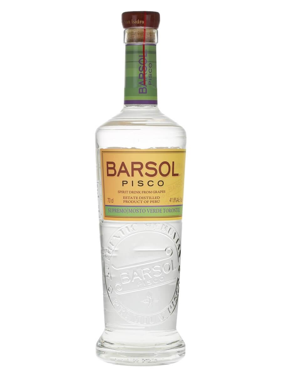 Barsol Torontel Mosto Verde