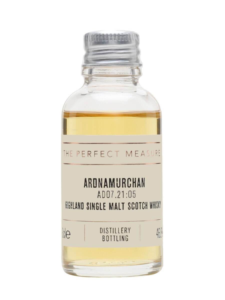 Ardnamurchan Single Malt AD07.21:05 Sample