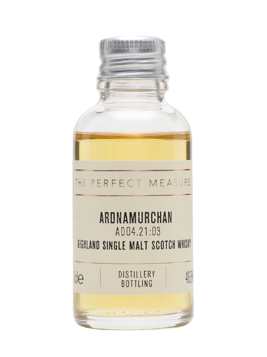 Ardnamurchan Single Malt AD04.21:03 Sample
