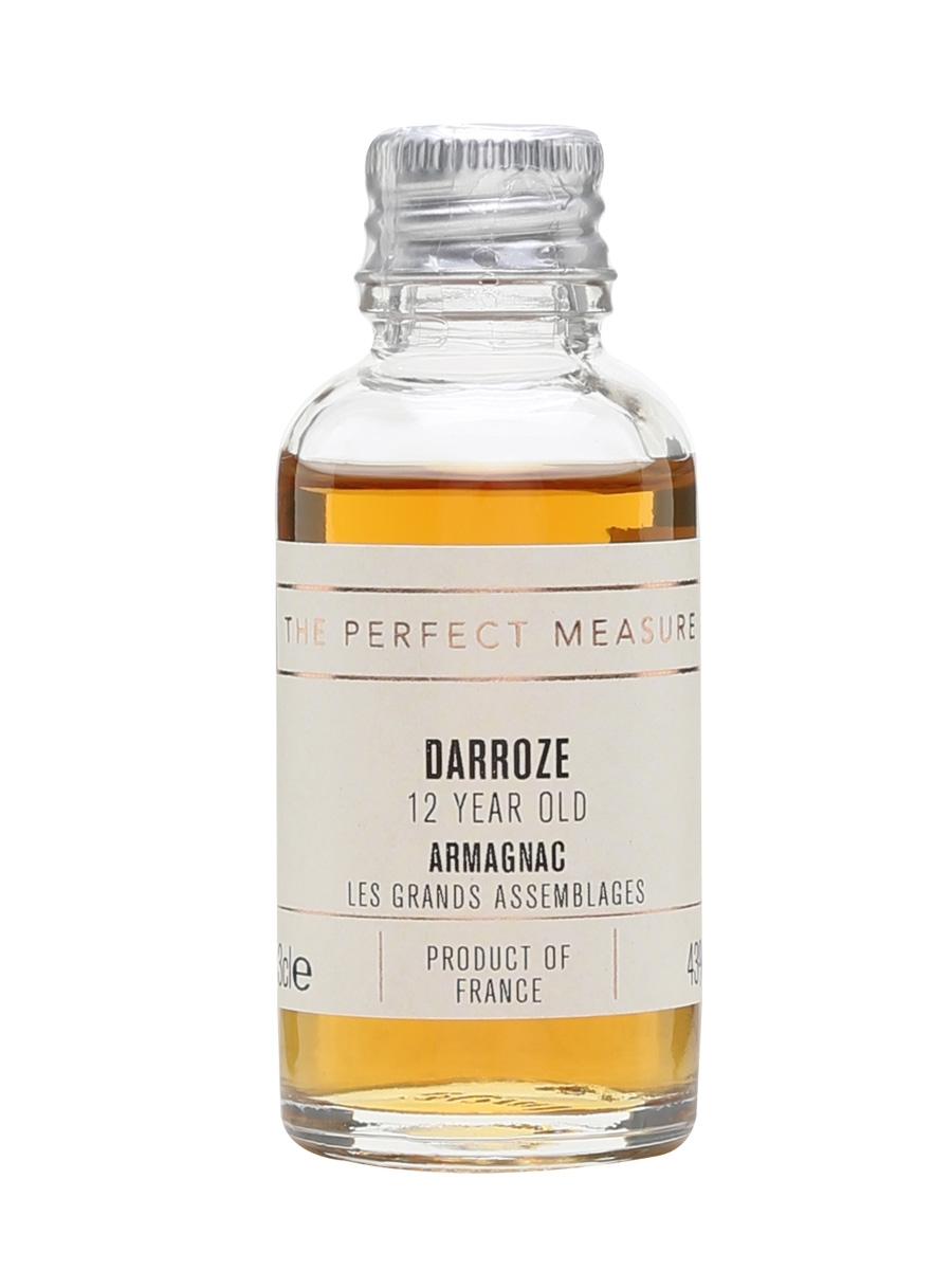 Darroze Les Grands Assemblages 12 Year Old Armagnac Sample