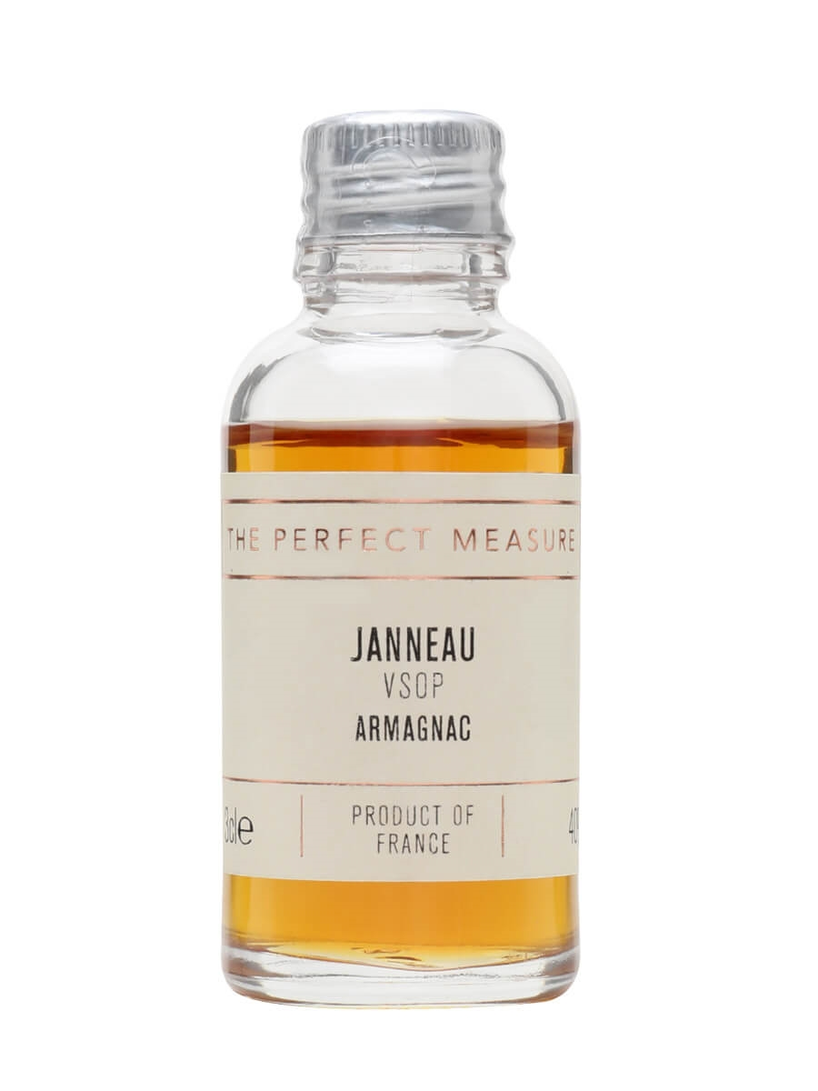 Janneau VSOP Armagnac Sample