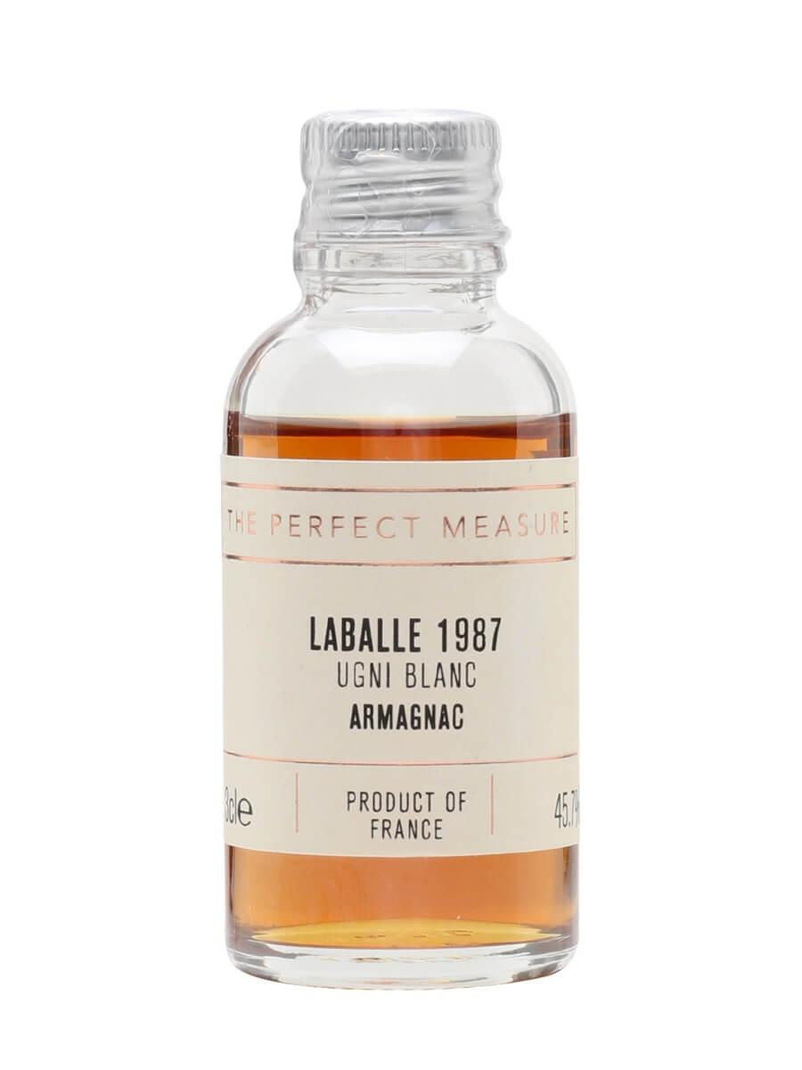 Laballe Bas Armagnac 1987 Ugni Blanc Sample