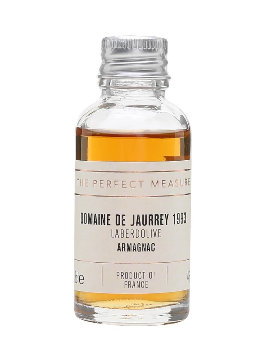 Domaine de Jaurrey 1993 Armagnac Sample / Laberdolive