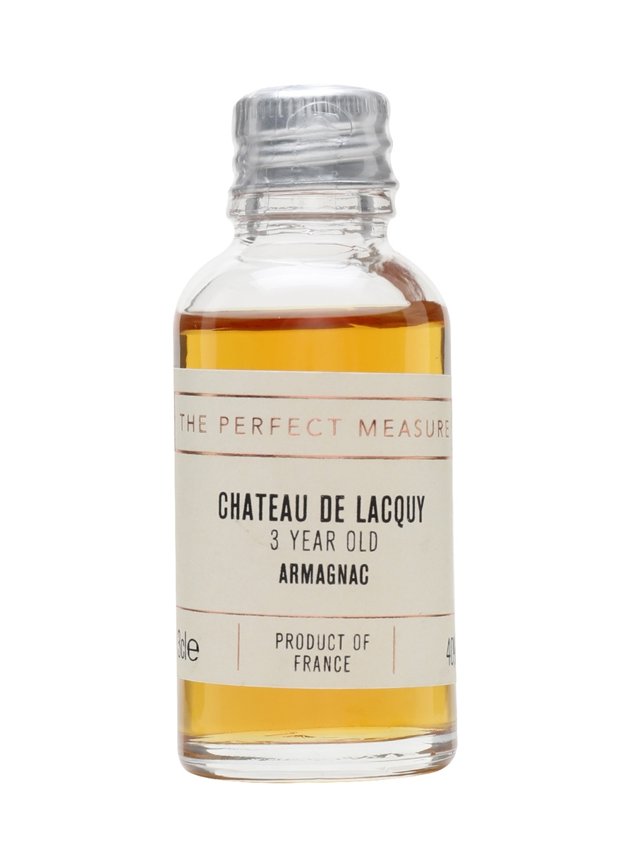 Chateau de Lacquy 3 Year Old Armagnac Sample
