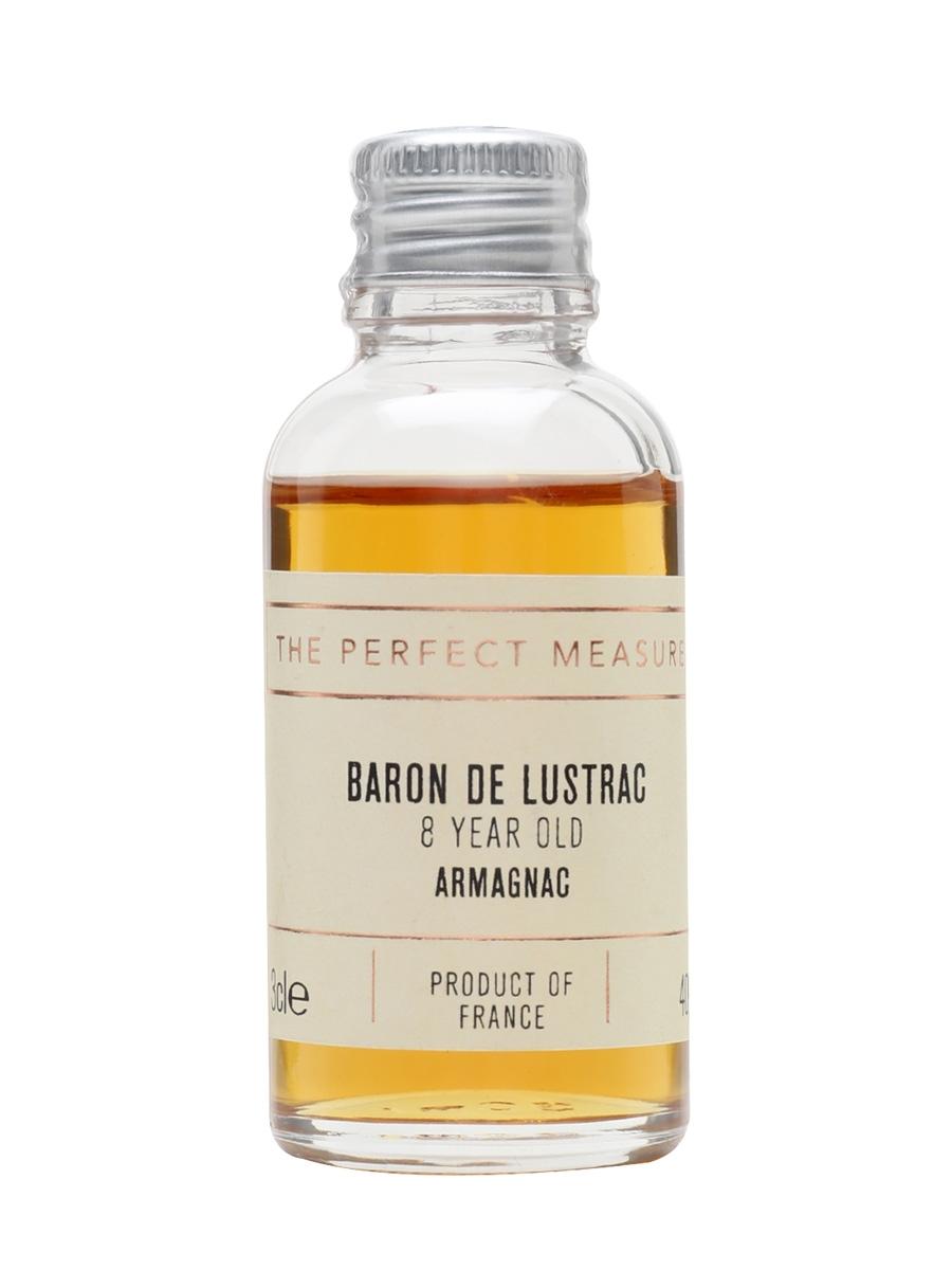 Baron de Lustrac 8 Year Old Armagnac Sample