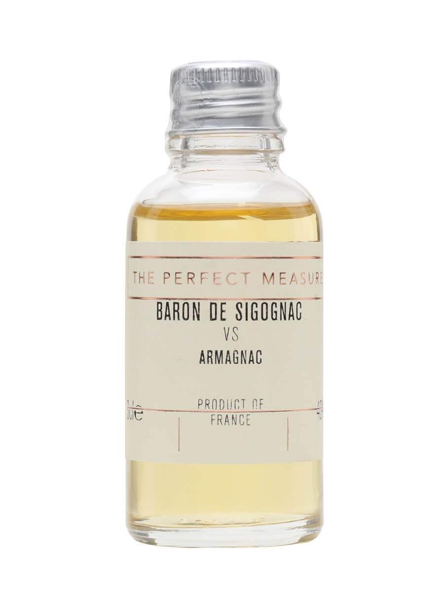 Baron de Sigognac VS Armaganc Sample