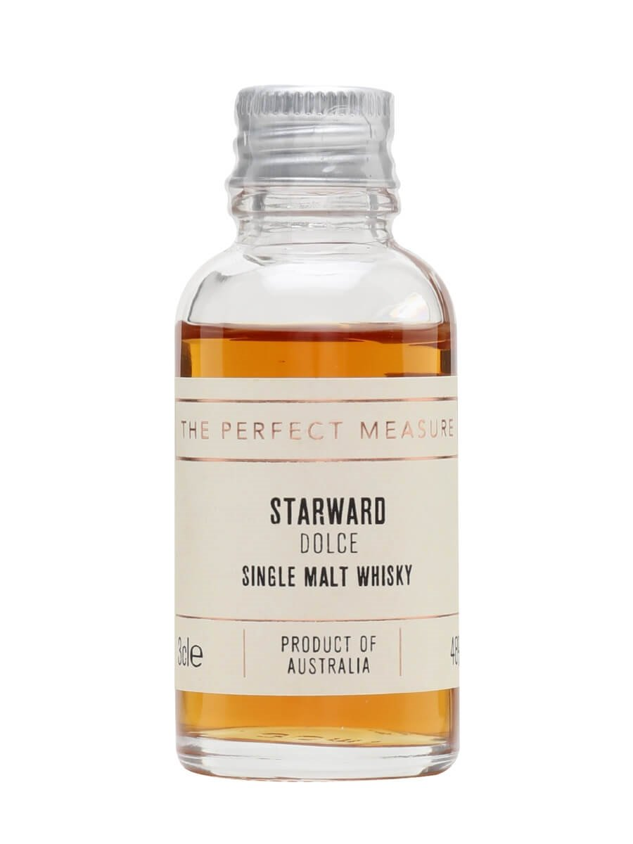 Starward Dolce 2016 Single Malt Sample / 2020 Release