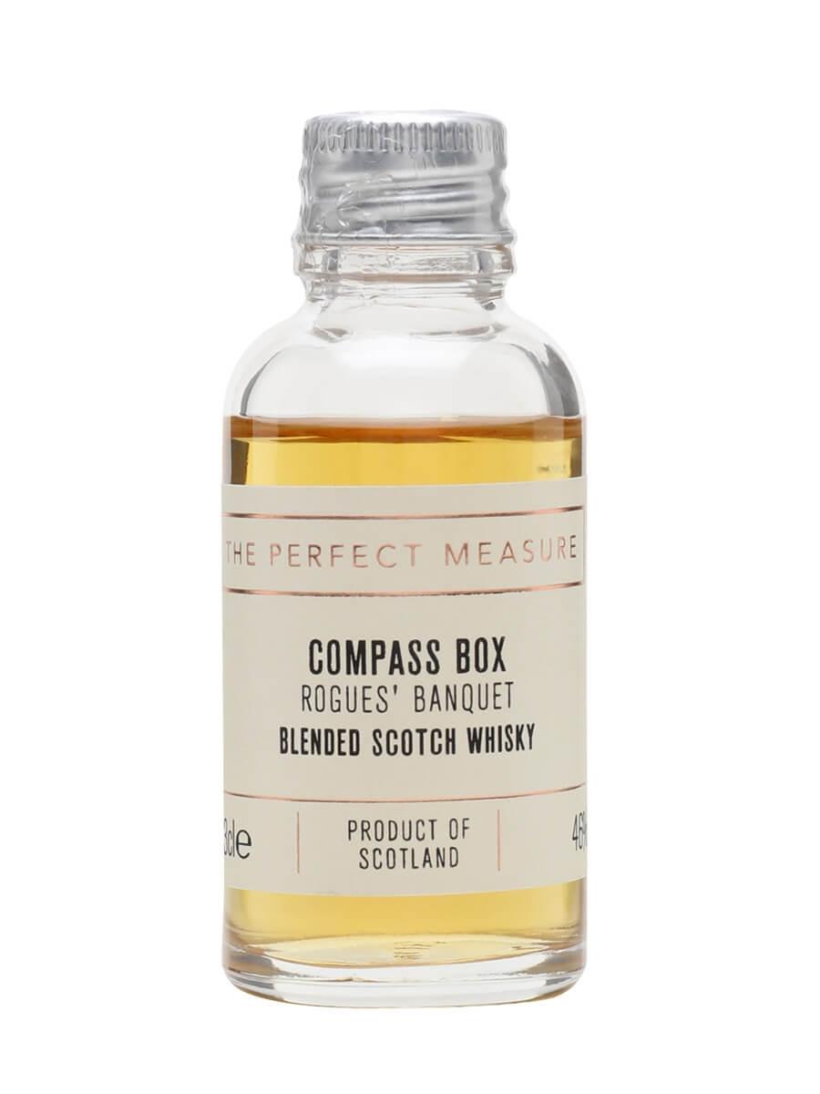 Compass Box Rogues' Banquet Sample